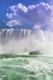 Niagara Falls Canada Etats-Unis Photographie stock libre de droits
