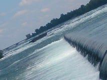 Niagara falls 2013. Canada wonderful view Stock Photos