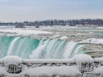 Niagara Falls Canadian Side Stock Image