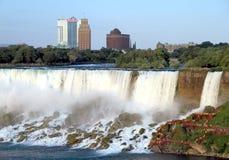 Niagara Falls and Casino Stock Images