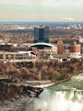 Niagara Falls City Stock Photography