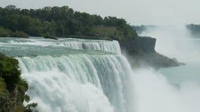 Niagara Falls - Clip 2. Shot of Niagara Falls. Shot using a Sony EX3 stock video