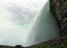 Niagara Falls. Close-up image of Niagara Falls, Canada stock photos