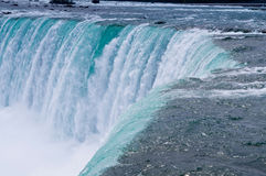 Niagara falls closeup Royalty Free Stock Photo