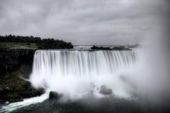 Niagara Falls dag Arkivbild