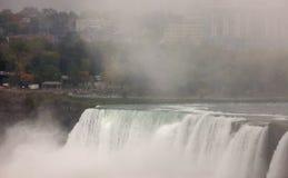 Niagara Falls dag Royaltyfria Foton