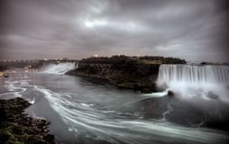 Niagara Falls Daytime Royalty Free Stock Image