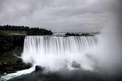 Niagara Falls Daytime Stock Photography