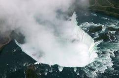 Niagara Falls du ciel Image stock