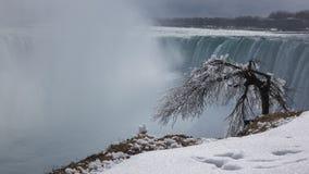 Niagara Falls en la primavera Fotografía de archivo