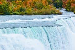 Niagara Falls en otoño foto de archivo