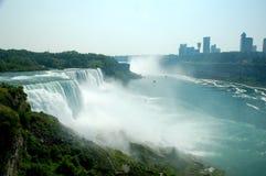 Niagara Falls en verano Imagen de archivo
