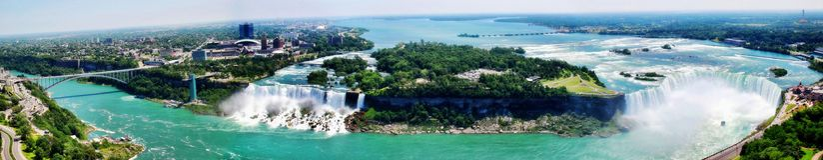Niagara Falls EUA imagem de stock royalty free