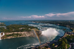 Niagara Falls Fallsview Stock Images