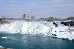 Niagara Falls (Frozen) Stock Photos