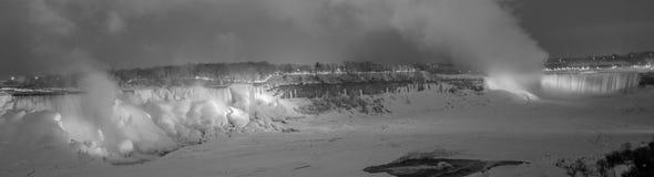 Niagara Falls Frozen royalty free stock photo