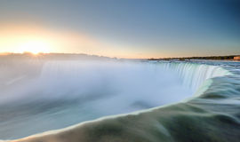 Niagara Falls Horseshoe Stock Photos
