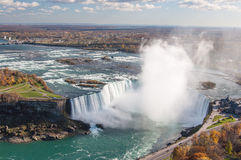 Niagara Falls: Horseshoe Stock Photography