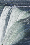 Niagara Falls - Hufeisen fällt (kanadische Fälle) Lizenzfreies Stockfoto