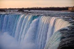 Niagara Falls (Hufeisen) im Winter Lizenzfreie Stockfotografie