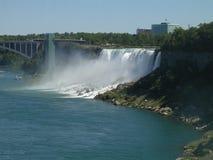 Niagara Falls Kanada: Nordamerika Arkivfoto