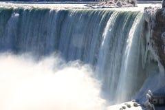 Niagara Falls - le Canada. Photo stock