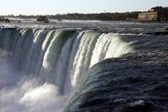 Niagara Falls - le fer à cheval tombe (les automnes canadiens) Image libre de droits