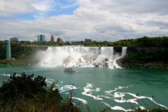 Niagara Falls los E Fotos de archivo libres de regalías