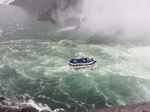 Niagara Falls Canada, Maid of the Mist. Canadian side of Niagara FallsMust