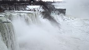 Niagara Falls New York Photographie stock