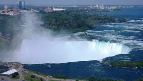 Niagara Falls New York images libres de droits