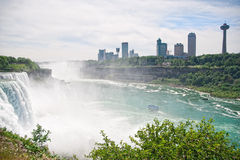 Niagara Falls, New York, USA Stock Photos