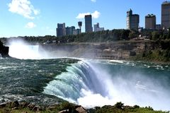 Niagara Falls. New York,USA Royalty Free Stock Photography