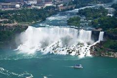 Niagara Falls Nueva York Fotos de archivo libres de regalías