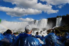 Maid of the Mist Tour Royalty Free Stock Image
