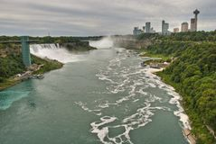 Niagara Falls, Ontario stock photos