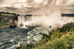 Niagara Falls, Ontario Royalty Free Stock Image