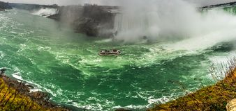 Niagara Falls, Ontario, Canadá imágenes de archivo libres de regalías