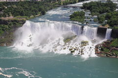 Niagara Falls. Ontario. Canadá. Imagenes de archivo