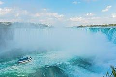 Niagara Falls Ontario Canada Stock Image