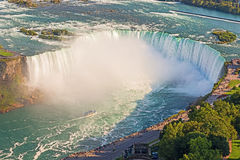 Niagara Falls, Ontario Canada Royalty-vrije Stock Afbeelding