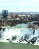 Niagara Falls; Ontario Stock Photography