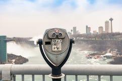 Niagara falls ontario canada horse shoe falls Stock Image