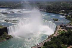 Niagara Falls. Ontario. Kanada. stockbild