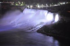 Niagara Falls. Ontario. Kanada. stockbilder