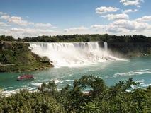 Niagara Falls Ontario, Kanada arkivbild