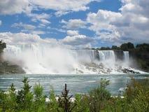Niagara Falls Ontario, Kanada fotografering för bildbyråer