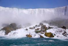 Niagara Falls, Park Stockbild