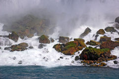 Niagara Falls, parque Imagens de Stock Royalty Free