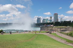 Niagara Falls Scenic View Royalty Free Stock Images